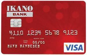 ikano kredittkort